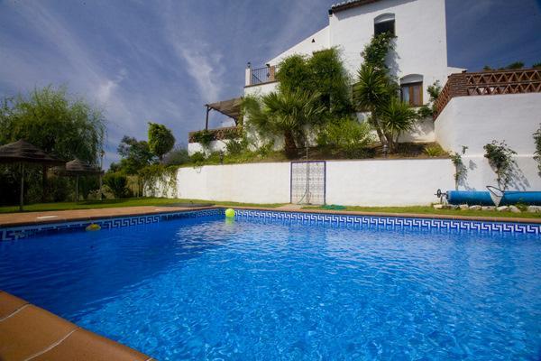 Alqueria del Duende.16 pp. .Sea . Pool. Internet. - Image 1 - Frigiliana - rentals