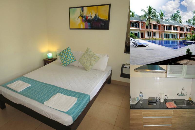 11) 1 Bed Modern furnished apartment, Arpora - Image 1 - Arpora - rentals