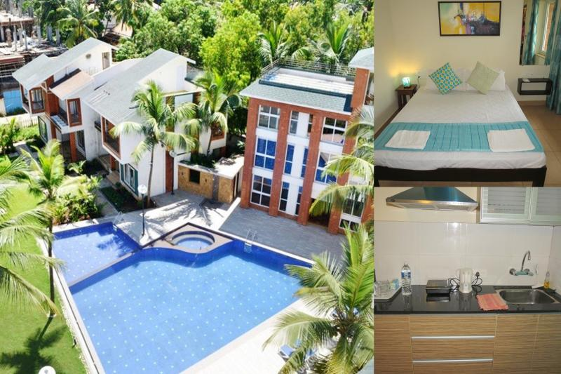 13) 1 Bed Modern furnished apartment, Arpora - Image 1 - Arpora - rentals