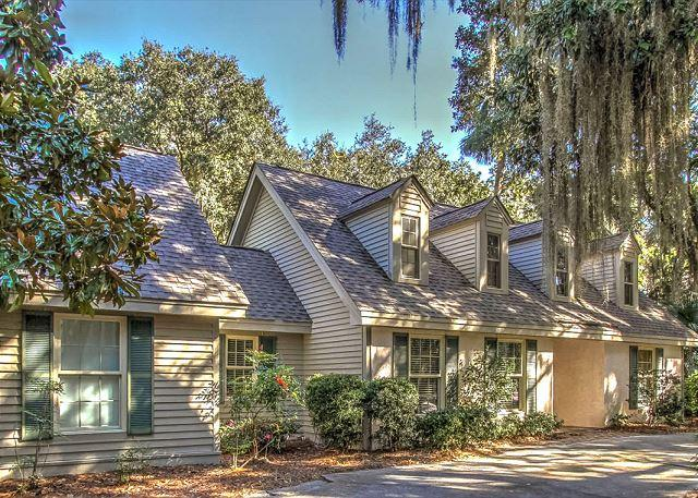 Exterior - 9 Black Skimmer - Beautiful- 4th row ocean home in Sea Pines w/ private pool - Hilton Head - rentals