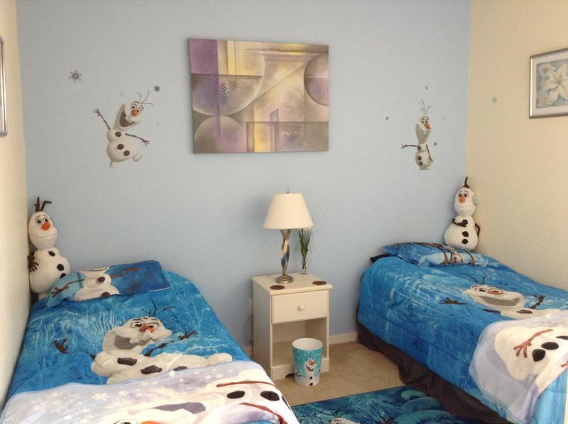Olaf's room. - Orchid Villa 5 Bed 3 bath Villa near Disney - Davenport - rentals
