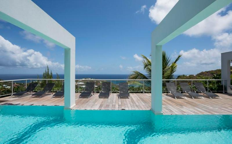 Ideal for Couples & Families, Spacious w/ Huge Swimming Pool, Ocean Views - Image 1 - Vitet - rentals