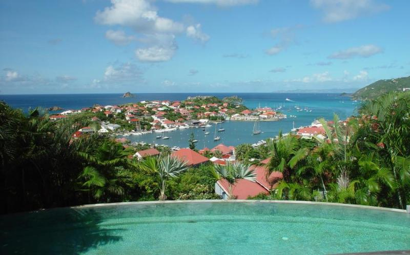 Short walk to the shops & restaurants in Gustavia - Image 1 - Gustavia - rentals