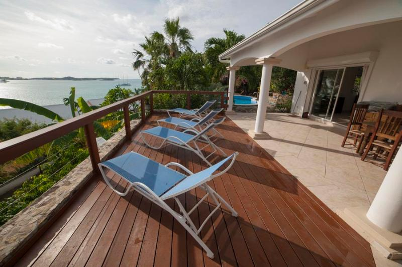 Great for Families & Large Groups, Short Drive to the Beach, Private Pool, Beautiful Views - Image 1 - Marigot - rentals