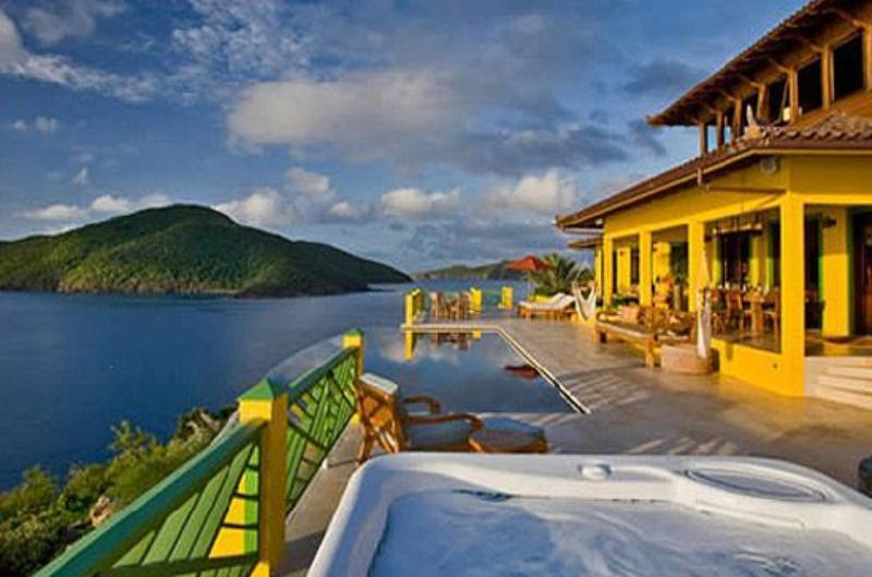 Exquisite Balinese inspired estate - Image 1 - Tortola - rentals