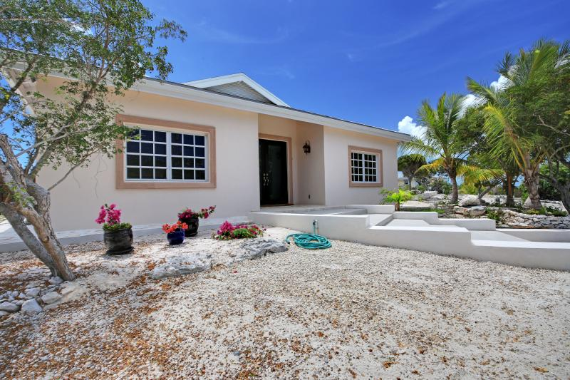 A new family villa rental for the budget-minded, with lots of privacy and comfort. - Image 1 - Grace Bay - rentals
