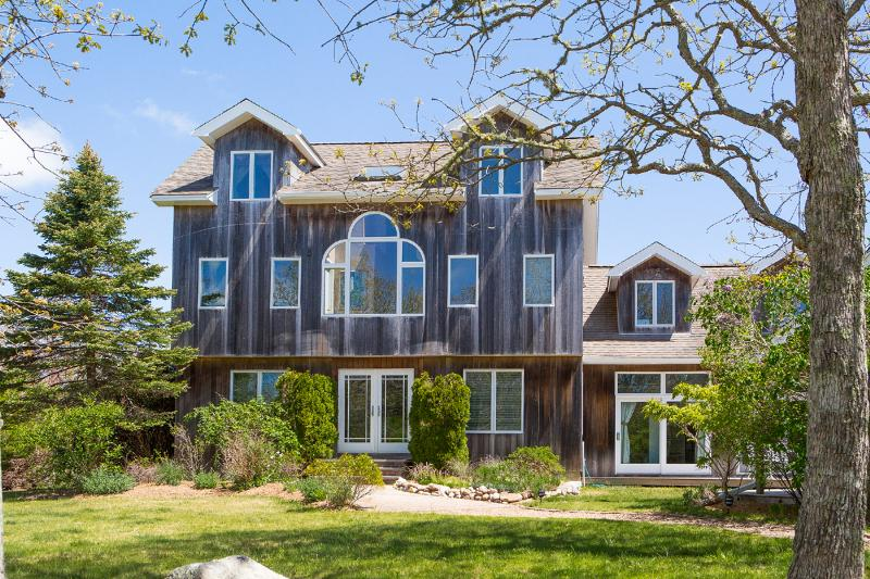 Entry Side of House - BEALA - - Martha's Vineyard - rentals