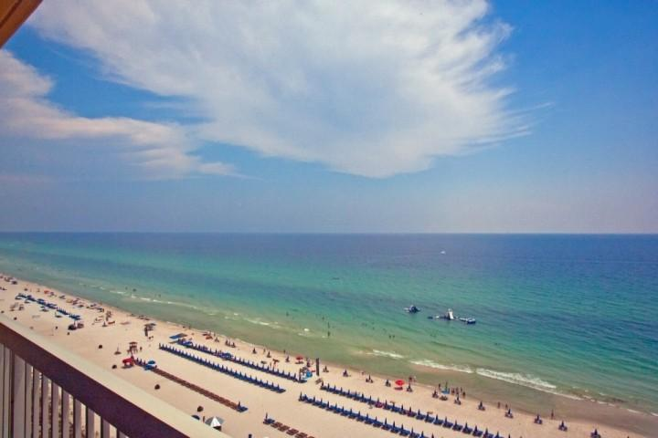 2 1207 Calypso Resort Towers Tower I - Image 1 - Panama City Beach - rentals