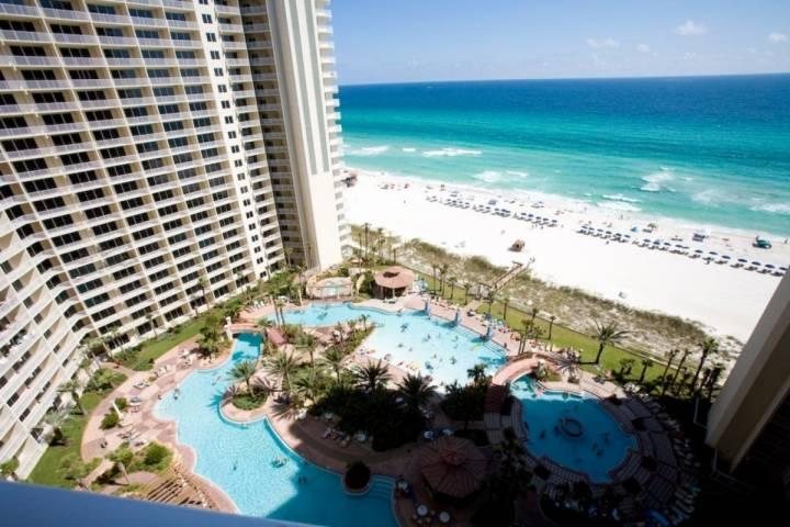 1512 Shores of Panama - Image 1 - Panama City Beach - rentals