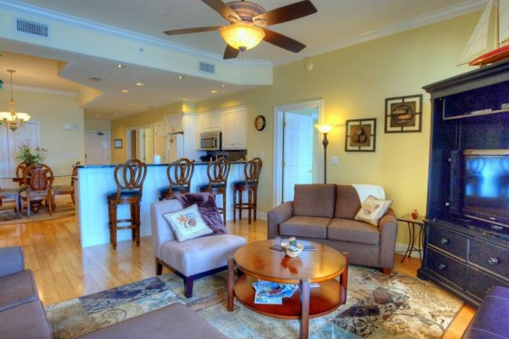 310 Treasure Island Resort - Image 1 - Panama City Beach - rentals