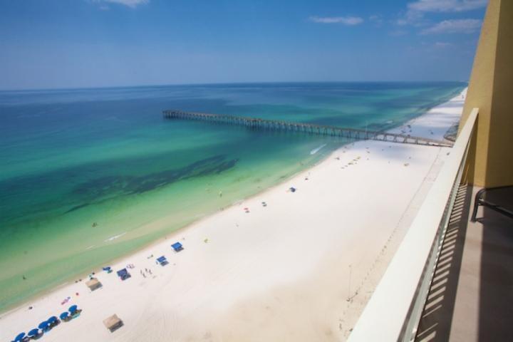 2 1908 Calypso Resort Towers Tower II - Image 1 - Panama City Beach - rentals