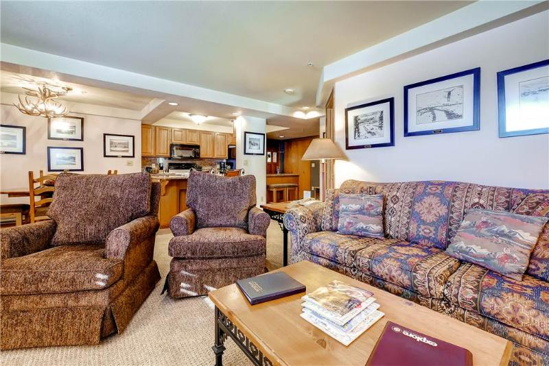 Torian Plaza 407 - Image 1 - Steamboat Springs - rentals