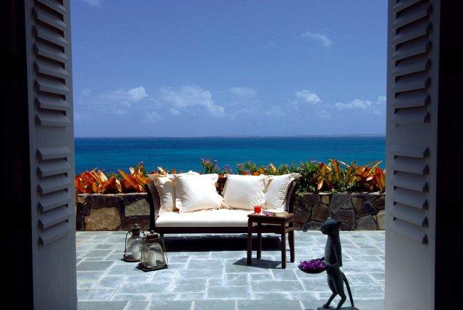 4 Bedroom beautiful view Villa (Terres Basses) - Image 1 - Sint Maarten - rentals