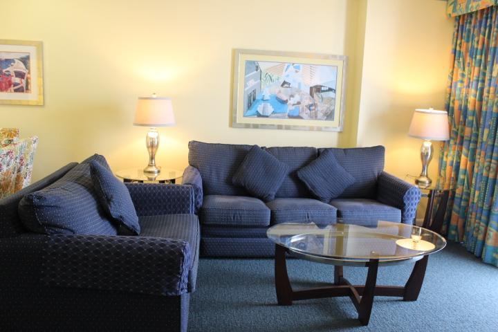 Room 1611AB - 2 BR Ocean Front - Image 1 - Daytona Beach - rentals