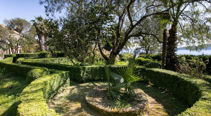 garden (house and surroundings) - 5102 A(2+2) - Trsteno - Trsteno - rentals