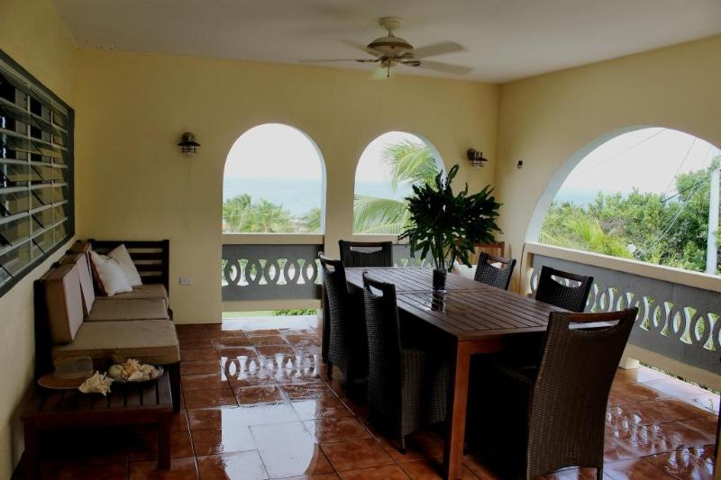 Sea View House - Fabulous Terrace on the North Shore - Image 1 - Isla de Vieques - rentals