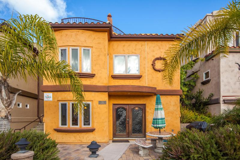 Mission Beach Luxury Townhome - Image 1 - San Diego - rentals