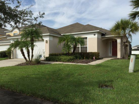 4 Bedroom Pool Home Sleeps 8. 1175SB - Image 1 - Orlando - rentals