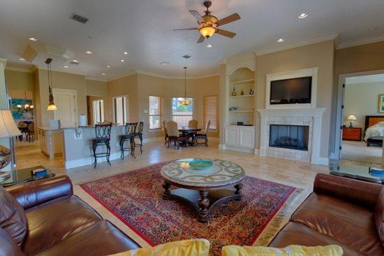 Huge 6 Bedroom Pool Home on the Golf Course at Reunion Resort. 330ML - Image 1 - Orlando - rentals