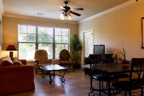 Luxury 3 Bed 3 Bath Condo in Bella Piazza Resort. 517 - Image 1 - Kissimmee - rentals