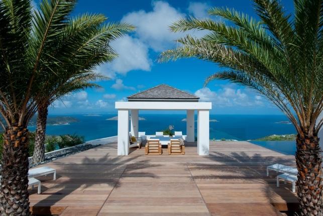 Villa Ginger St Barts - Image 1 - Anse Des Cayes - rentals