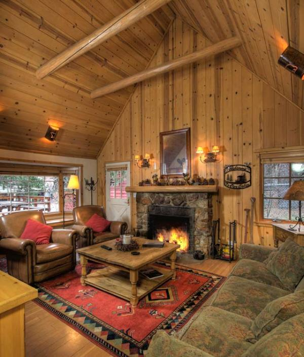 Gagne - Gagne Sunnyside Rental Cabin - Hot Tub - Tahoe City - rentals