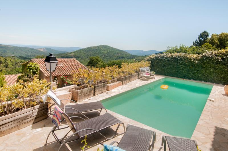 Villa Roselyn - Image 1 - La Garde-Freinet - rentals