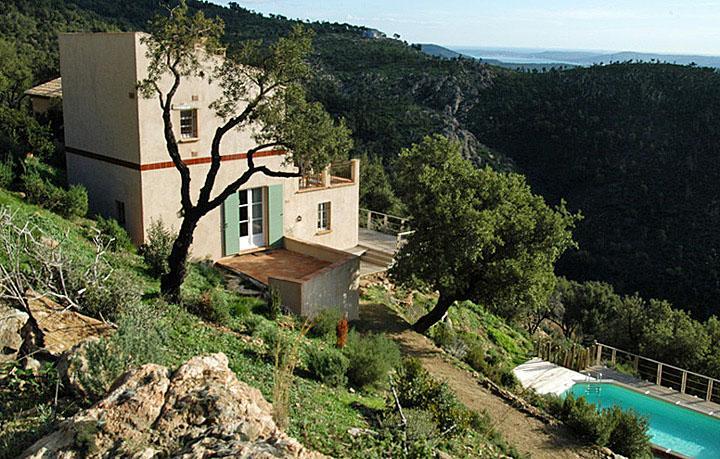 Villa soleille - Image 1 - La Garde-Freinet - rentals