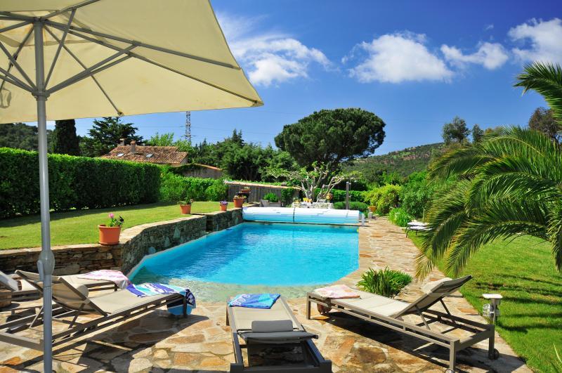 Villa du vent - Image 1 - Bormes-Les-Mimosas - rentals