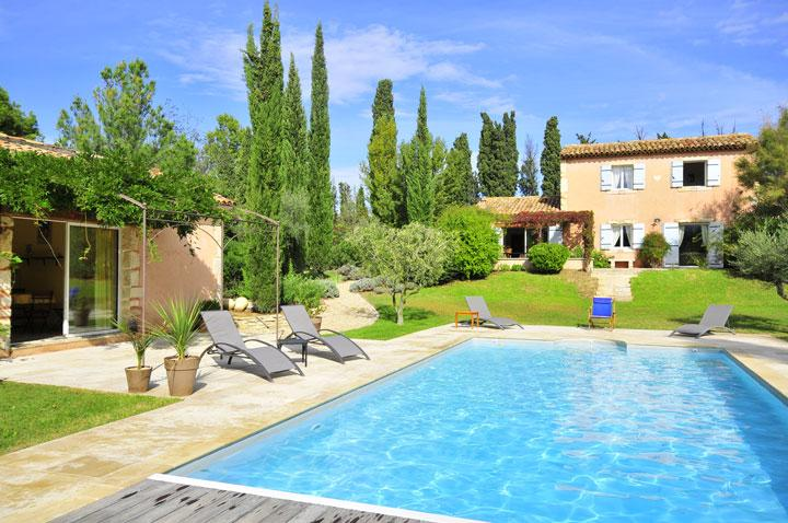 Villa Remy - Image 1 - Saint-Remy-de-Provence - rentals