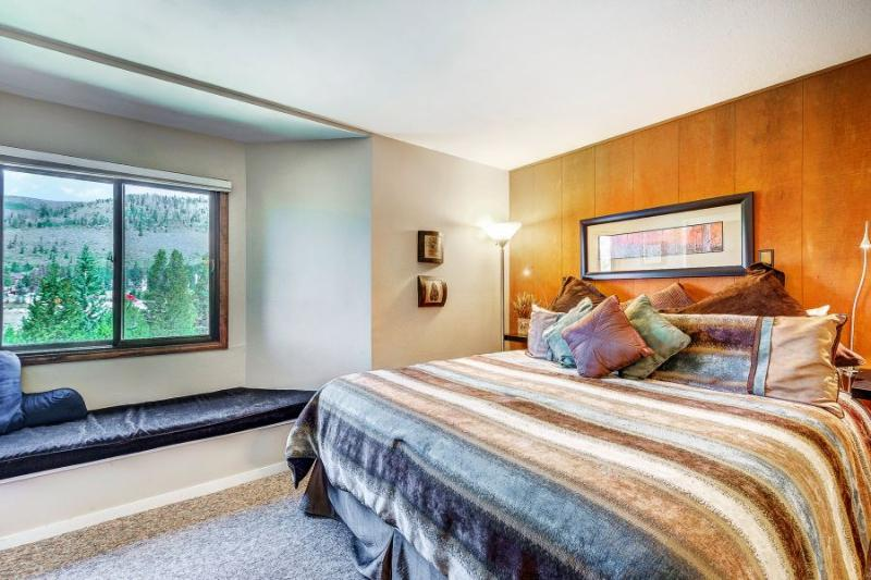 Master Bedroom - - 1088 Wild Irishman - West Keystone - Keystone - rentals