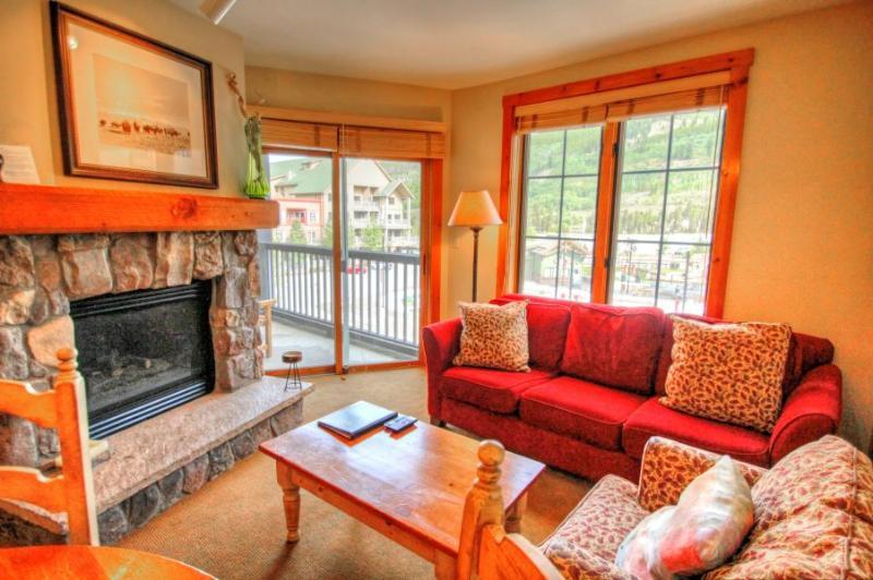 8493 Dakota Lodge - River Run - Image 1 - Keystone - rentals