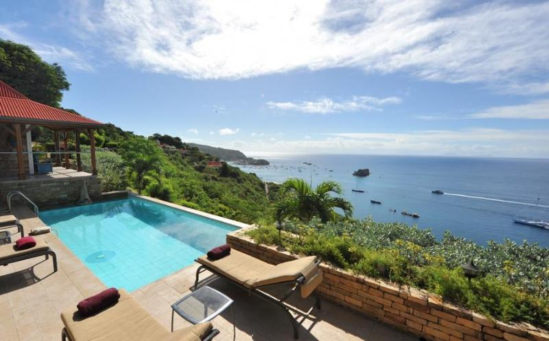 Heavenly Sunsets, Ideal for Couples, Private Pool & Huge Outdoor Terrace - Image 1 - Anse des Flamands - rentals