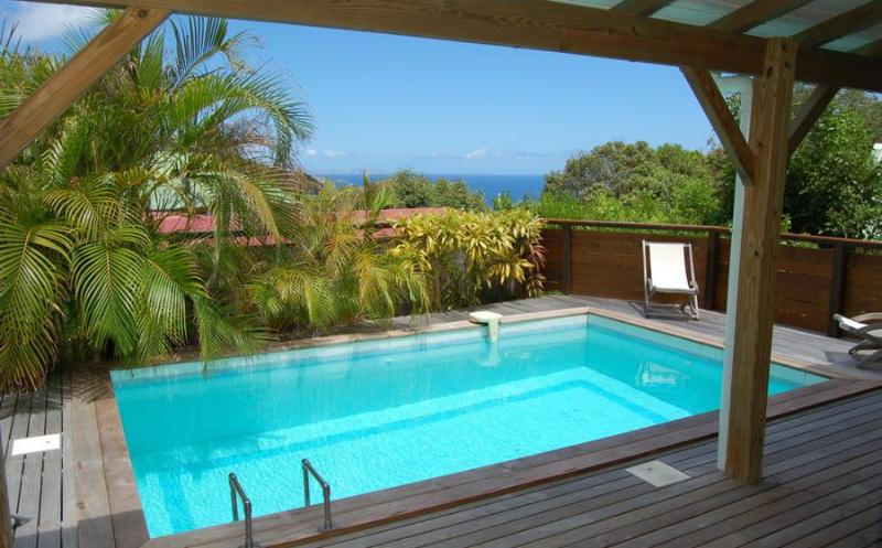 Great value for St. Barths, short drive to the beach! - Image 1 - Colombier - rentals