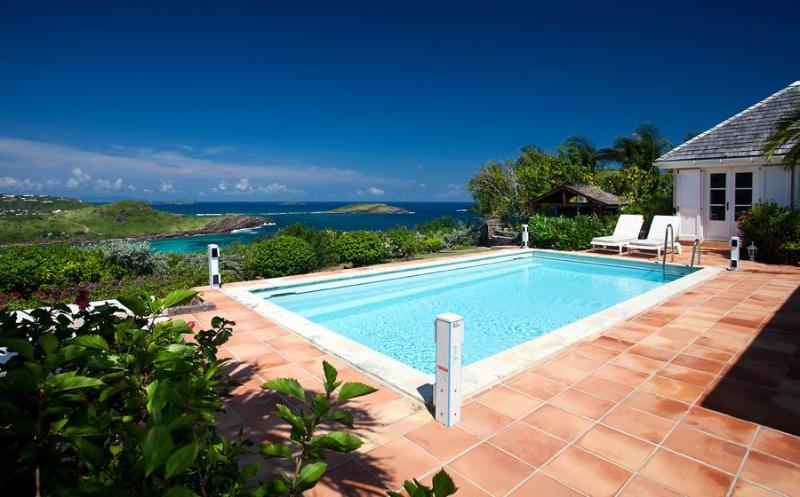 Le Roc - Ideal for Couples and Families, Beautiful Pool and Beach - Image 1 - Petit Cul de Sac - rentals