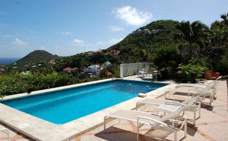 Les Petits Pois - Ideal for Couples and Families, Beautiful Pool and Beach - Image 1 - Anse des Flamands - rentals