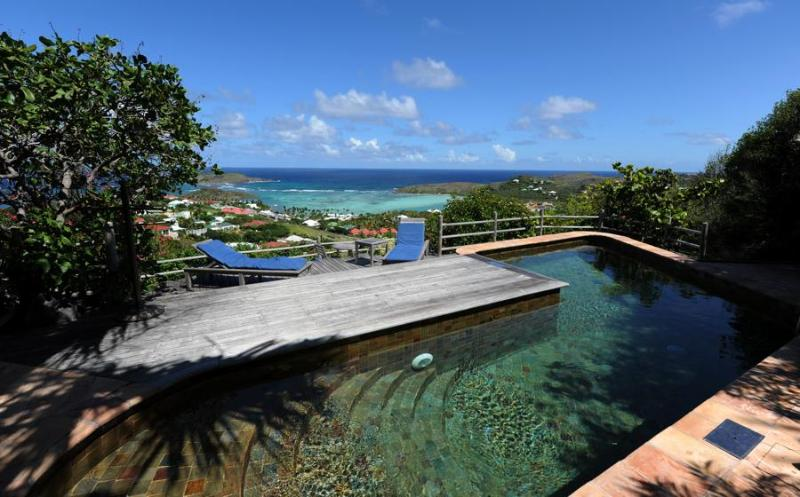 Very private with incredible views! - Image 1 - Marigot - rentals
