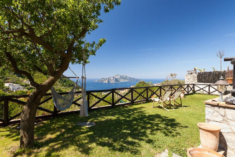 Casa Punta Campanella - Image 1 - Massa Lubrense - rentals