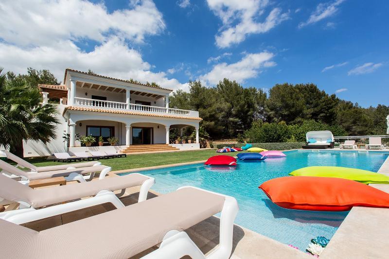 Villa Love Exclusive Ibizan style property - Image 1 - San Rafael - rentals