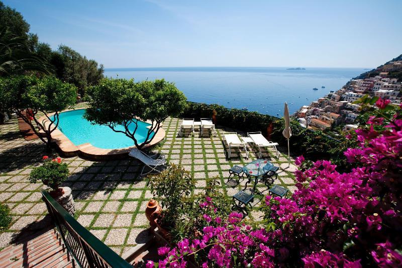 Villa Elyseum - Image 1 - Positano - rentals