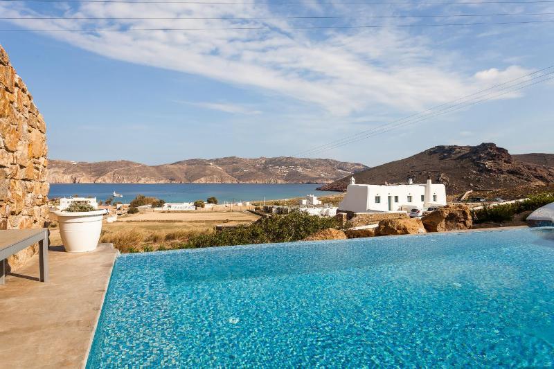 Villa Paràdeisos - Image 1 - Panormos - rentals