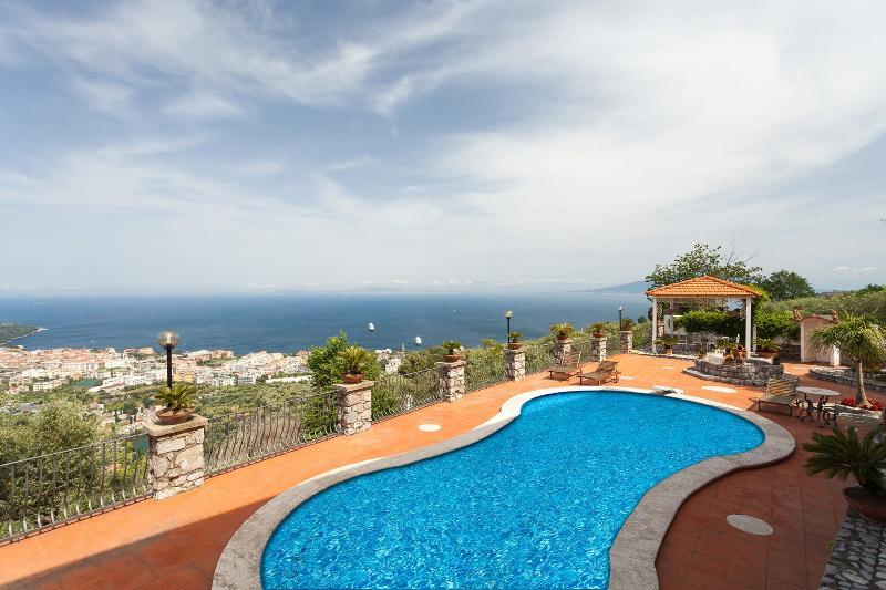 Villa Miramare - Image 1 - Sorrento - rentals