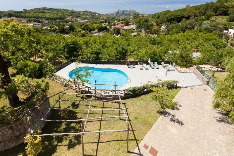 Villa Castore - Image 1 - Massa Lubrense - rentals