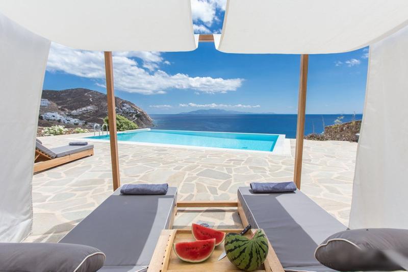 Villa Ambra - Image 1 - Elia Beach - rentals