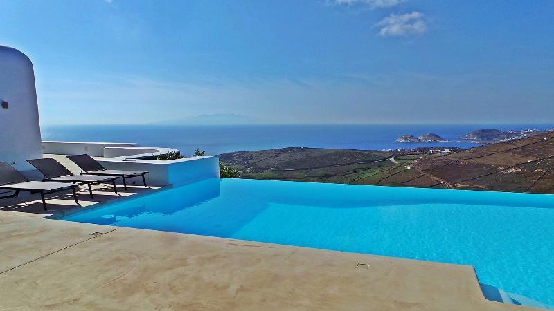 Villa Andromeda - Image 1 - Kalafatis - rentals
