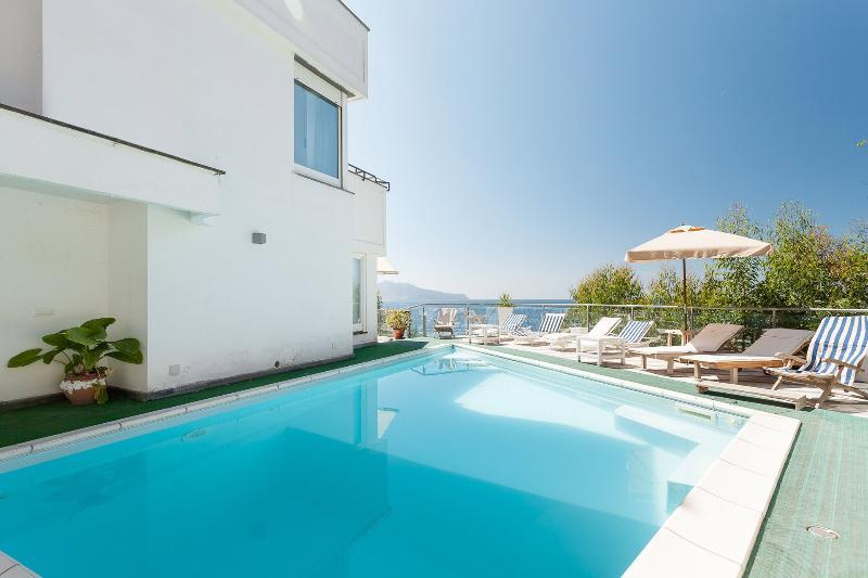 Villa Marina - Image 1 - Massa Lubrense - rentals