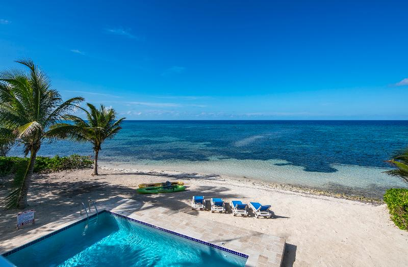 Your private pool and beach - Ocean Oasis - Private Beachfront Villa With POOL - North Side - rentals
