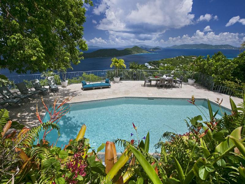 Indochine - Ideal for Couples and Families, Beautiful Pool and Beach - Image 1 - Saint Thomas - rentals