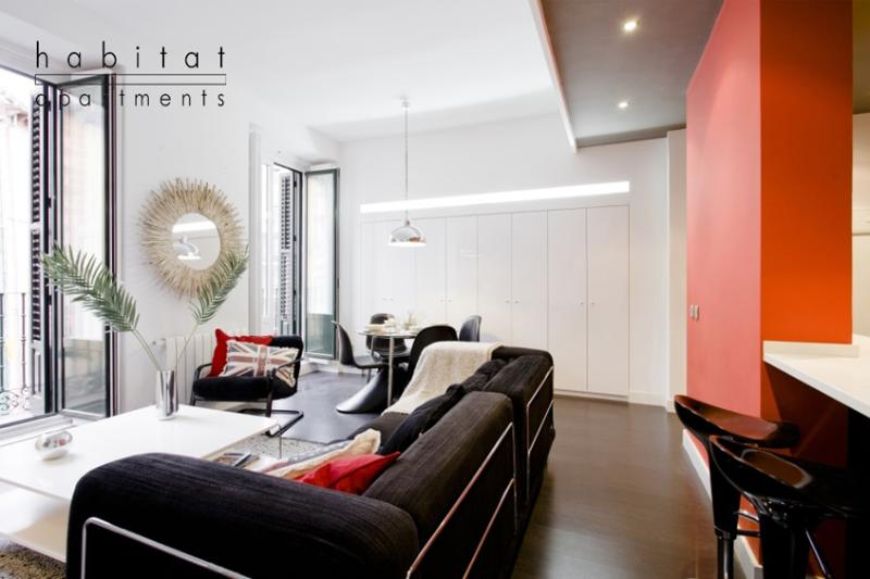 Habitat Apartments - Latina Black apartment - Image 1 - Madrid - rentals