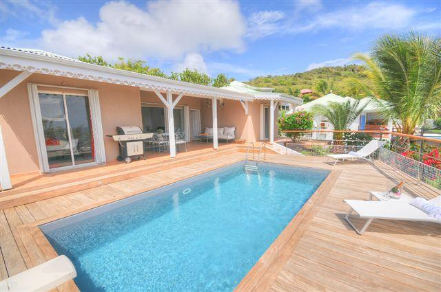 La Vie En Bleu - Ideal for Couples and Families, Beautiful Pool and Beach - Image 1 - Orient Bay - rentals